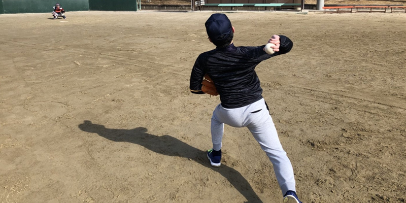 二段モーションで草野球がどう変わるのか