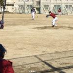 草野球3試合を行いました。