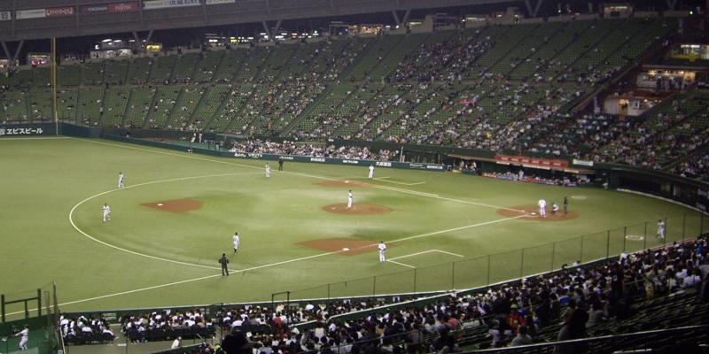 樽美酒研二さんの始球式を見て、野球に年齢は関係ないと勇気をもらった!