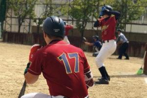緊張感のある投手戦【2018年秋の公式戦1回戦】