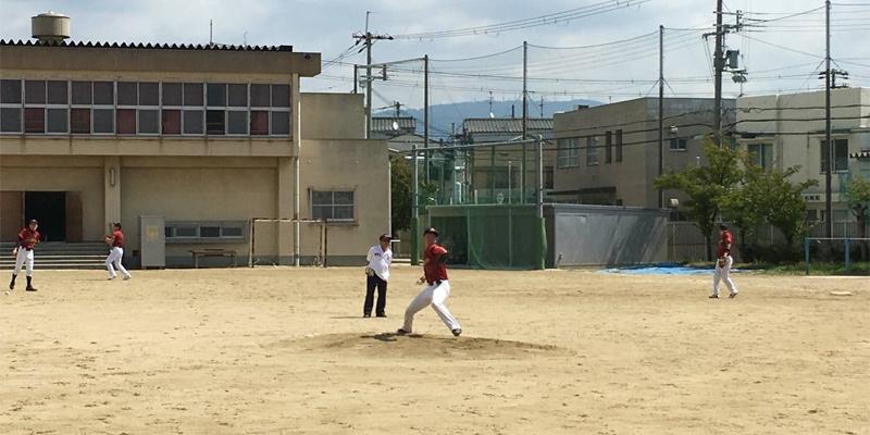 田中雄の好投