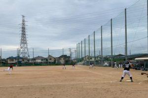 7月振りの練習試合、結果は大敗!!