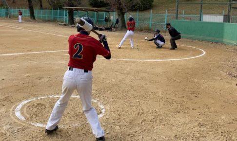 【北千里町公園野球場】初のタイブレークを経験!結果は?