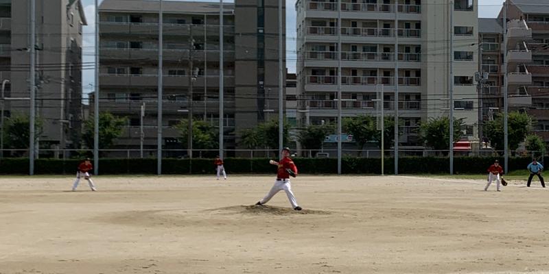 3人の投手で投げ抜くイメージ